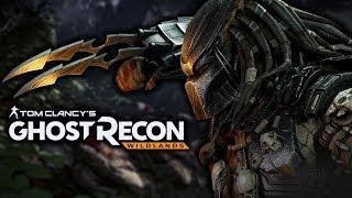 Ghost Recon: Wildlands Gameplay   Fighting the PREDATOR!