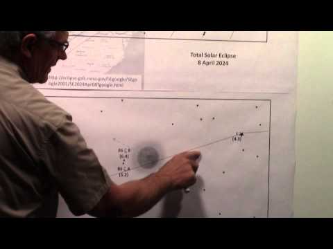 General Relativity Test: 2017 and 2024 Total Solar Eclipse