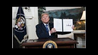 NEWS ||  Contains Iran? Trump should copy Reagan.