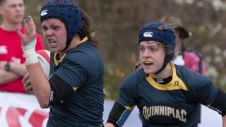 This is Quinnipiac Rugby