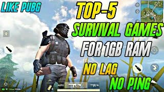 Download For 1gb Ram Top 4 Survival Game On Android Just