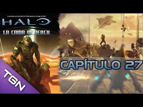 Halo: La Caída de Reach (Audiolibro) - Sección 4 [Capítulo 27]