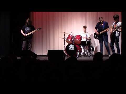 Elgin Academy Talent Show: Orion (Metallica)