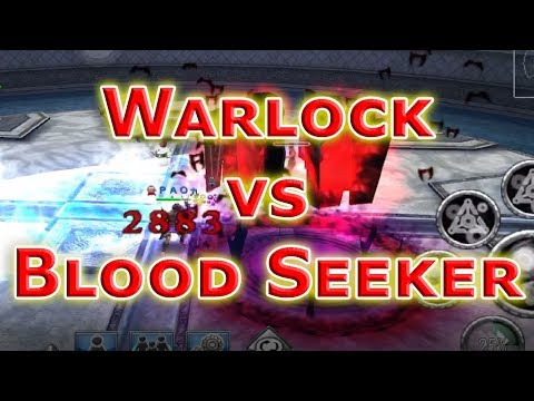 Avabel League - Warlock vs Blood Seeker