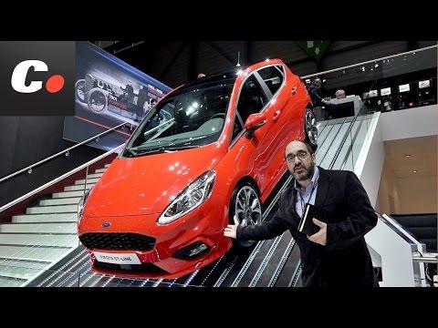 Ford Fiesta 2017 | Salón de Ginebra 2017 | Geneva Motor Show | Coches.net