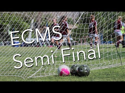 El Cerrito Middle School LadyHawks Soccer Semi Final
