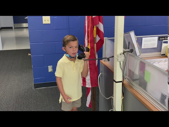 PGES   Cameron Mendoza Sings America The Beautiful