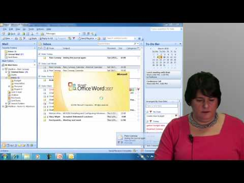 Using the Journal in Microsoft Outlook 2007