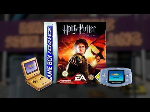 Gameplay : Harry Potter and the Goblet of Fire [Gameboy Advance]