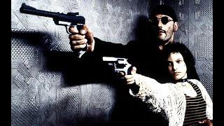 Натали Портман и Жан Рено в видеоклипе по мотивам фильма