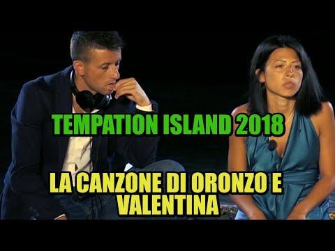 TEMPTATION ISLAND 2018 - LA CANZONE DI ORONZO E VALENTINA (HIGHLANDER DJ EDIT)