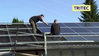 asn installaties zonnepanelen montage