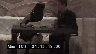 Жесткий пикап телки в караоке Соблазны серия 2 с Машей Малиновской