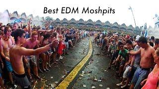 mosh pit compilation EDM