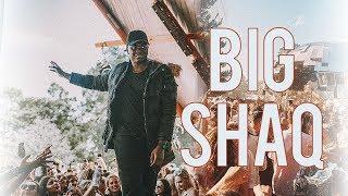 Big Shaq performance at Cake Festival Australia was...