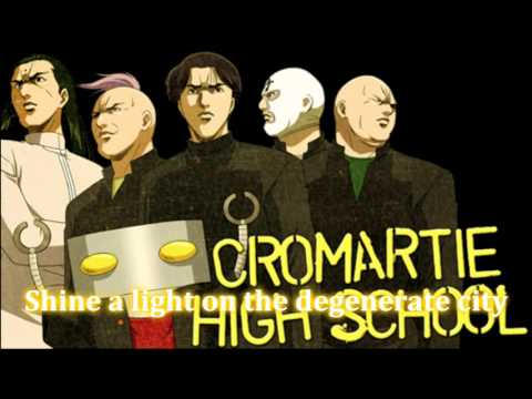 Cromartie High School Opening Full - English Sub