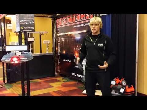 "HiViz ""FireTech"" Lighting Lessons. Raw vs Effective Lumens"