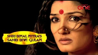 Sahib Biwi Gulam : (Raveena Tandon) Title Song : Sahara One