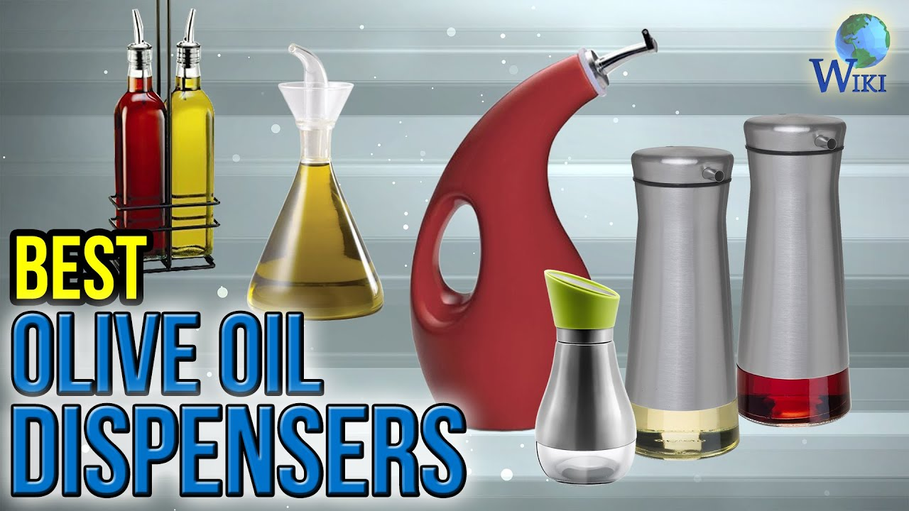 10 Best Olive Oil Dispensers 2017 - YouTube