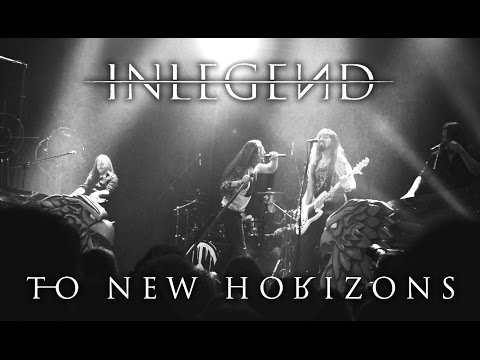 INLEGEND (Official) - To new Horizons (HQ) [Stones At Goliath]