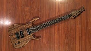Baixar UNBIASED GEAR REVIEW - Skervesen Raptor 7 - 7-string Guitar