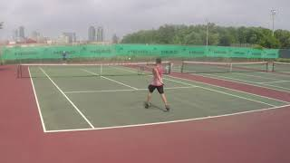 8/26/18 Tennis - Set Highlights