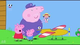 Свинка Пеппа Українською мовою - Іграшковий Літак 5 СЕЗОН 8 серія Дивитись нові СЕРІЇ