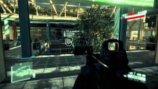 Vidéo Découverte (PC): Crysis 2 Multijoueurs