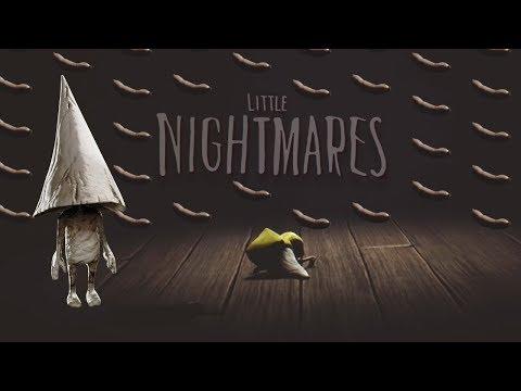 I'M ASHAMED - Little Nightmares Ep 8