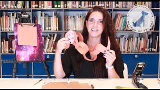 Arty's Craft Corner: Basset Hounds Paper Links