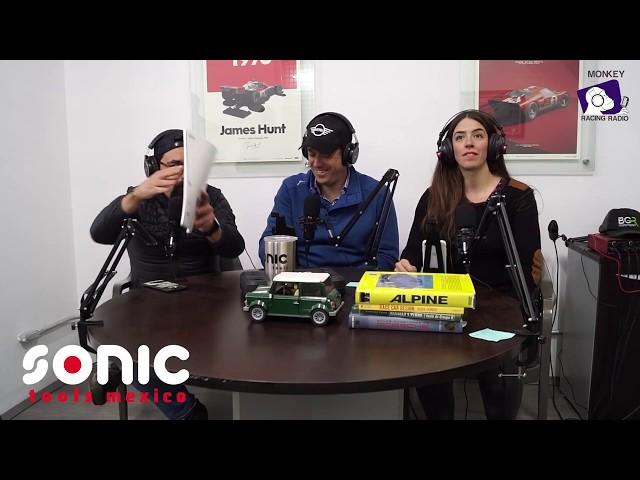 MONKEY RACING RADIO #015 ESPECIAL BENITO GUERRA JR.