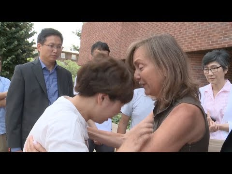Family of Missing Chinese Scholar Zhang Yingying Meets With University Officials in U.S.