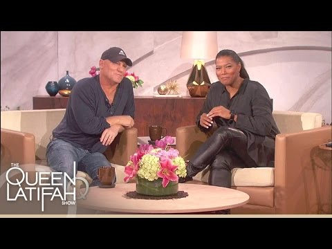 Steve Madden Reveals Secrets | The Queen Latifah Show