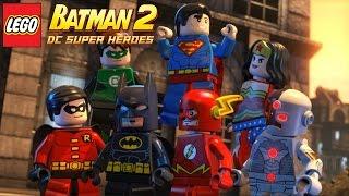 TGC :: LEGO Batman 2 - DC Super Heroes#End รวมพลเหล่ายอดมนุษย์