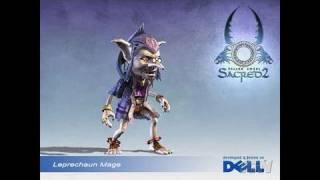 Sacred 2: Fallen Angel Xbox 360 Trailer - Leprechaun Mage