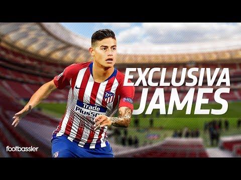 EXCLUSIVA: JAMES RODRÍGUEZ AL ATLÉTICO DE MADRID // INFORMACIÓN DESDE COLOMBIA