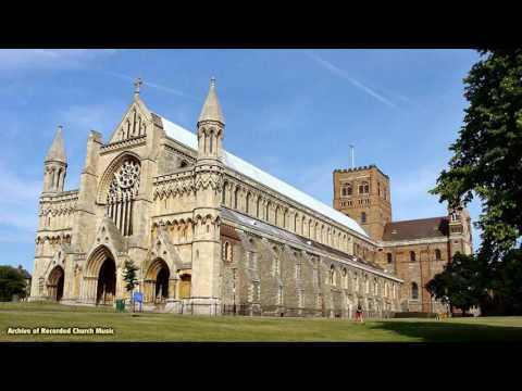 BBC Choral Evensong: St Alban's Cathedral 1994 (Barry Rose)