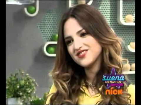 Sueña Conmigo- Luca le canta a Clara + casi beso