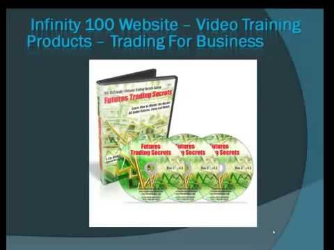 Infinity Dowline Infinity 100 Presentation - Both Programs Explained In One Video