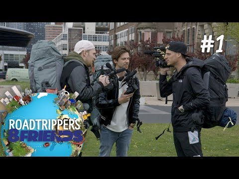 Roadtrippers: 8 Friends   #1