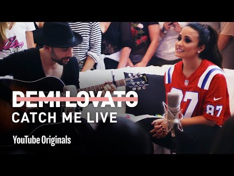"Demi Lovato - ""Catch Me"" Live"