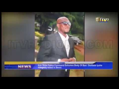 AFRO'S SON INVOIVE IN THE ADDUCTION AND KILLING OF A LAWYER IN BENIN