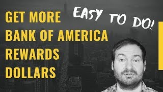 How to maximize your Bank of America credit card rewards
