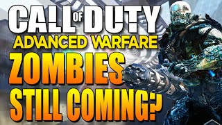 Call of Duty: Advanced Warfare Zombies Still Coming? HELLSPAWN CONFIRMED FAKE (BO2)