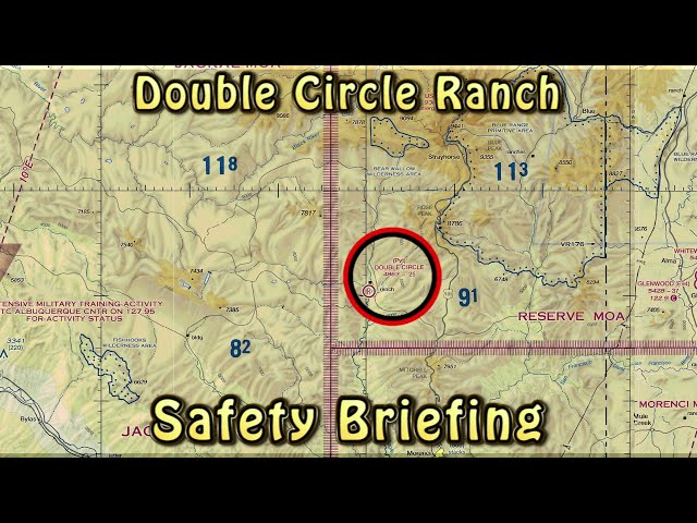 Double Circle Ranch Safety Brief 20181219