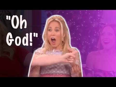 Anna Camp funny moments