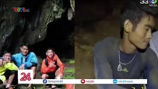 Giải cứu thành công đội bóng Thái Lan - Hân hoan nhưng cũng không ít lo ngại - Tin Tức VTV24