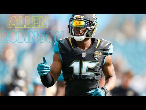 Allen Robinson Career Highlights ""