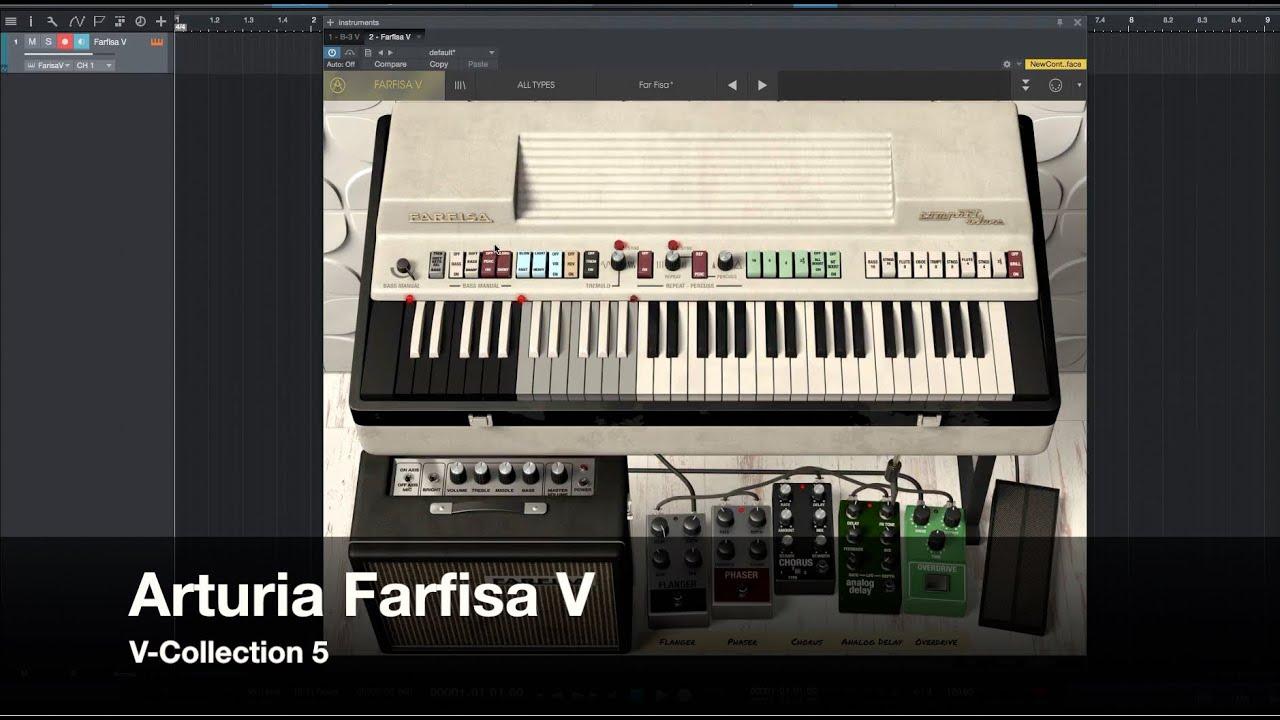 💐 Arturia v collection 5 download   Arturia V Collection 5  2019-06-02