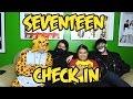 SEVENTEEN CHECK IN MV REACTION FUNNY FANBOYS mp3